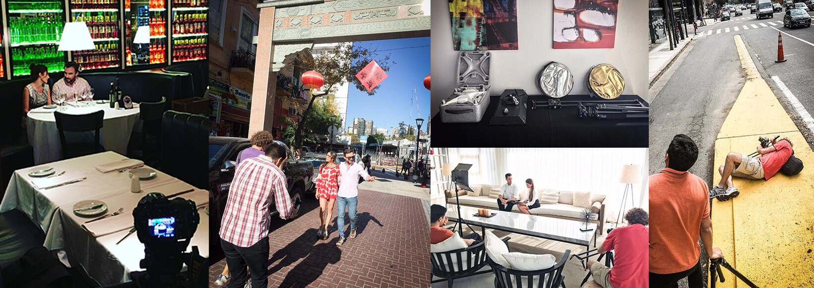 producción fotográfica para hoteles