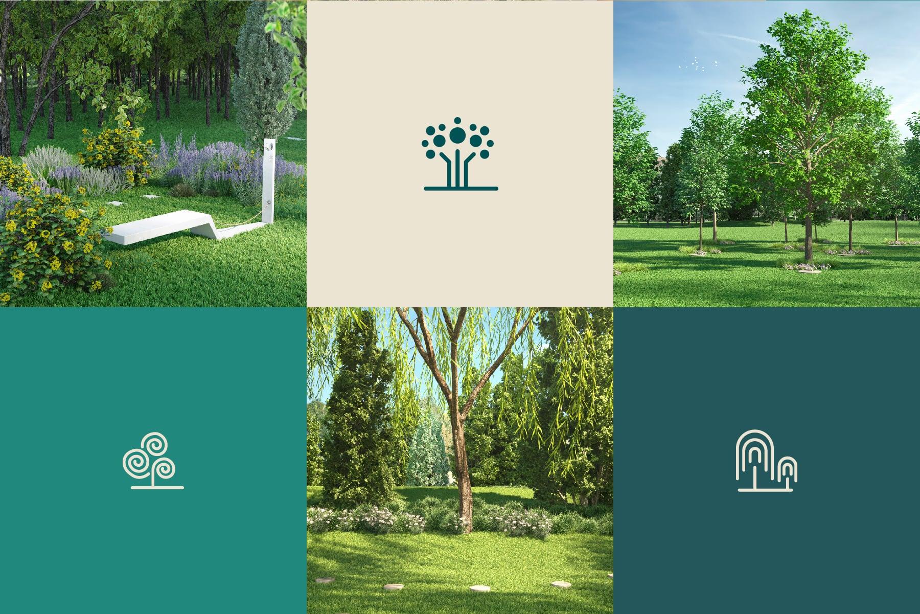 Branding Jardín Encuentro